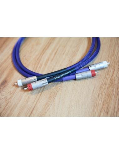 Purefonics Purple 6N OCC interconnect...