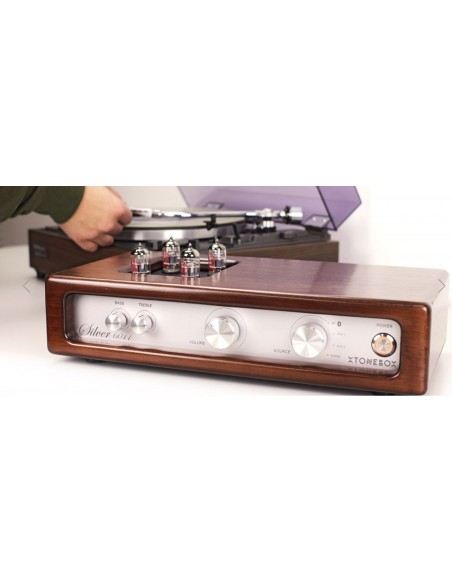 xtonebox silver 6011 amplifier