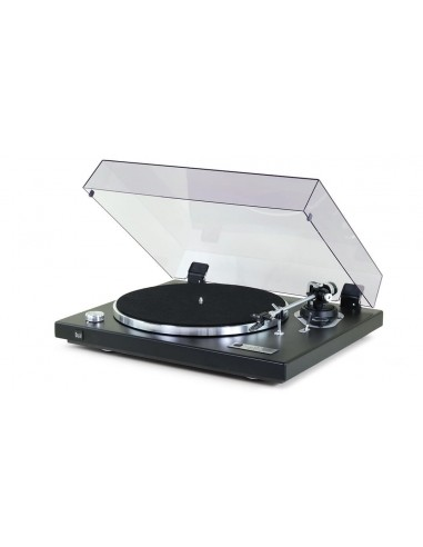 Dual CS 526 Semi-Automatic Turntable