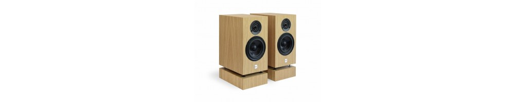 Best sounding bookshelf and desktop hifi loudspeakers at eden audio