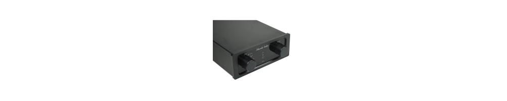 HiFi Stereo integrated amplifiers at eden audio